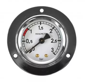 Manometer Kessel 0 3 bar 52mm fuer BFC 0
