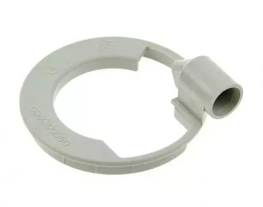 Dampfdeckel Mischschale V2 Zulauf 25mm fuer Steigler 0