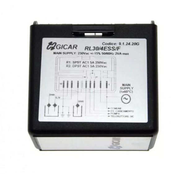 Elektronik fuer ECM III Serie 0