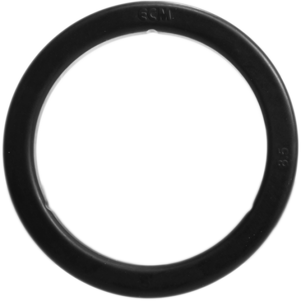 Siebtraegerdichtung mit ECM Logo 73x57x85mm fuer E61 Bruehgruppe 0