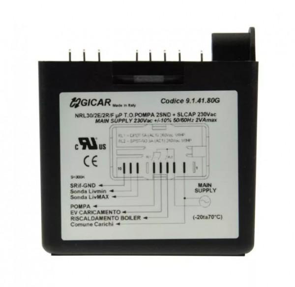 BFC Elektronik Vorne
