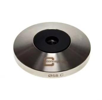 Tamper Unterteil Base Convex 58mm 0