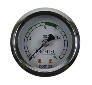 Manometer Pumpe 0 16 bar fuer Profitec 0
