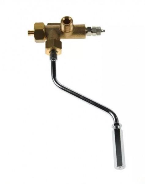 Dampf Heisswasserventil Komplett fuer Quickmill V1 0