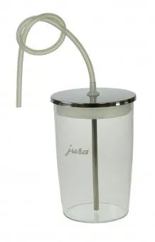 Jura Milchbehaelter aus Glas 05 L 0