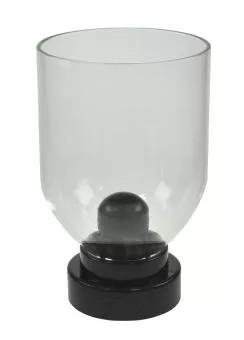 Bohnenbehaelter aus Glas fuer Quickmill 0