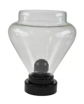 Bohnenbehaelter aus Glas fuer Quickmill Torino 0