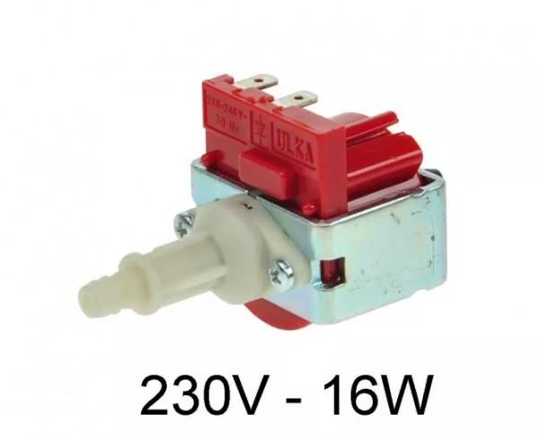 Vibrationspumpe Ulka 4 fuer Quick Mill Milchaufschaeumer 0962 0